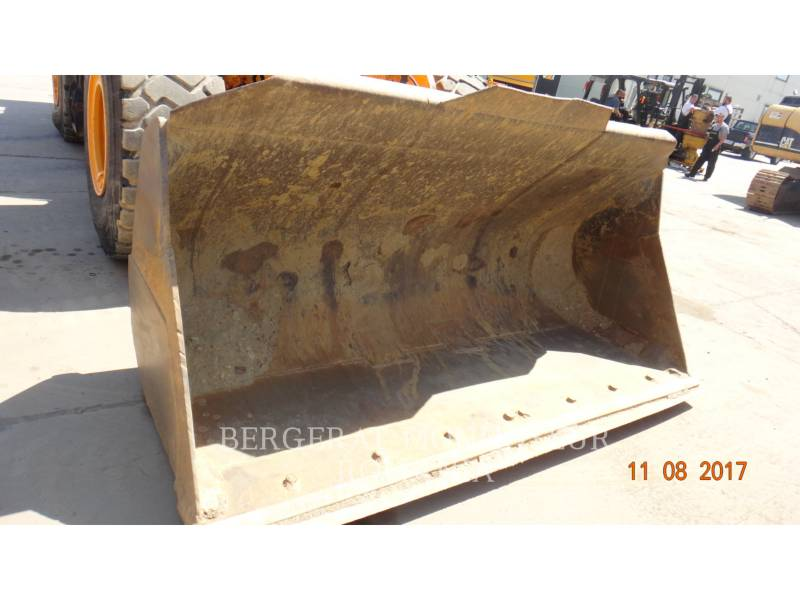 HYUNDAI CONSTRUCTION EQUIPMENT WHEEL LOADERS/INTEGRATED TOOLCARRIERS HL760-7A equipment  photo 8
