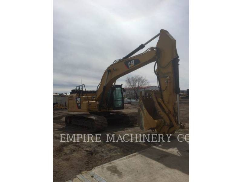 CATERPILLAR KETTEN-HYDRAULIKBAGGER 330FL TH P equipment  photo 2