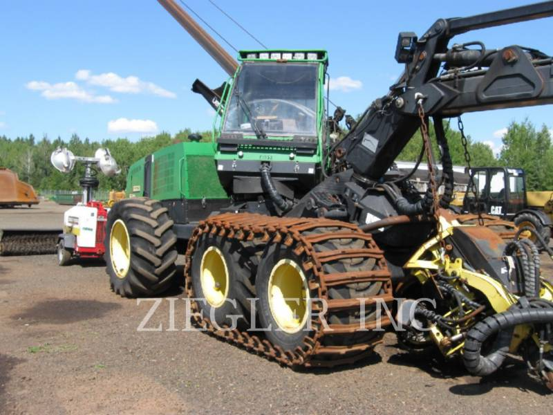 DEERE & CO. FORESTRY - PROCESSOR 1270D equipment  photo 1