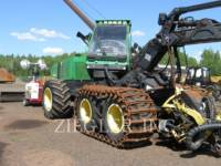 Equipment photo DEERE & CO. 1270D FORESTRY - PROCESSOR 1
