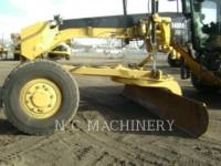 CATERPILLAR RÓWNIARKI SAMOBIEŻNE 140M2 AWD equipment  photo 11