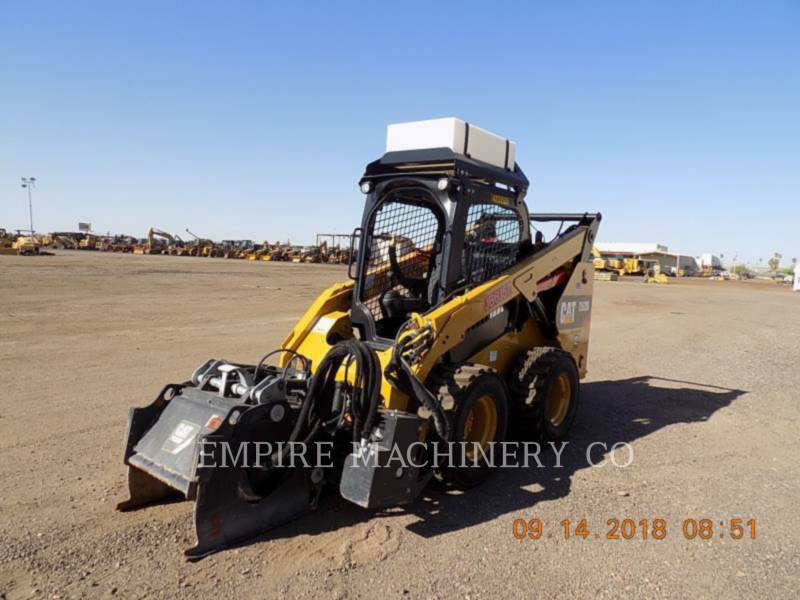 CATERPILLAR MINICARREGADEIRAS 262D equipment  photo 4
