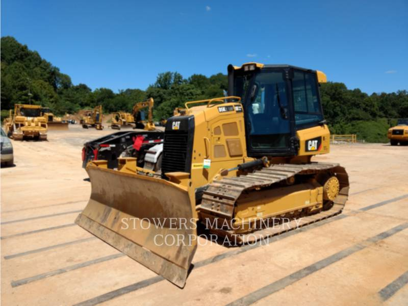 CATERPILLAR KETTENDOZER D5K2 LGP equipment  photo 2