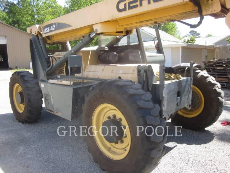 GEHL COMPANY TELEHANDLER RS642 equipment  photo 1