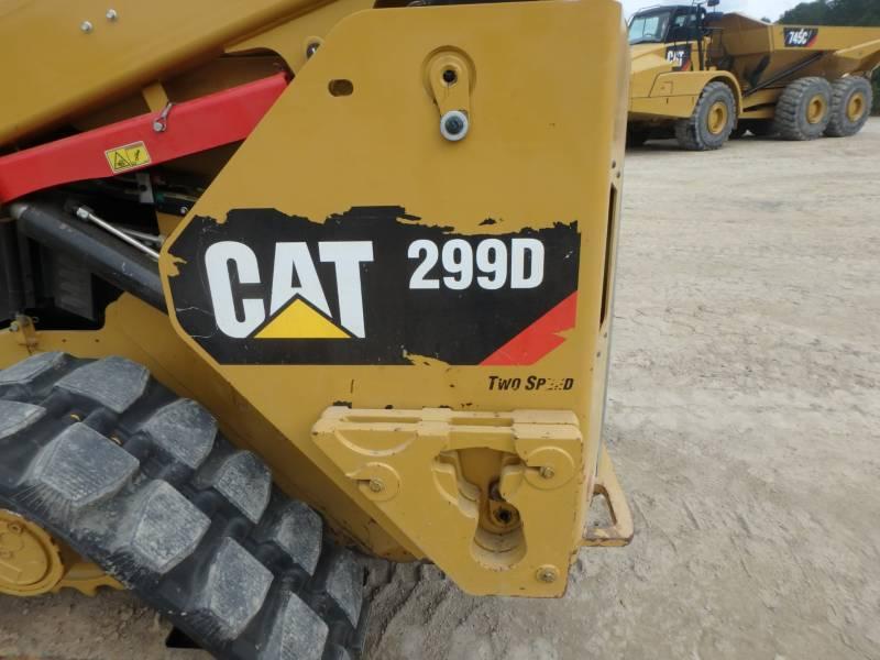 CATERPILLAR 多様地形対応ローダ 299D equipment  photo 22