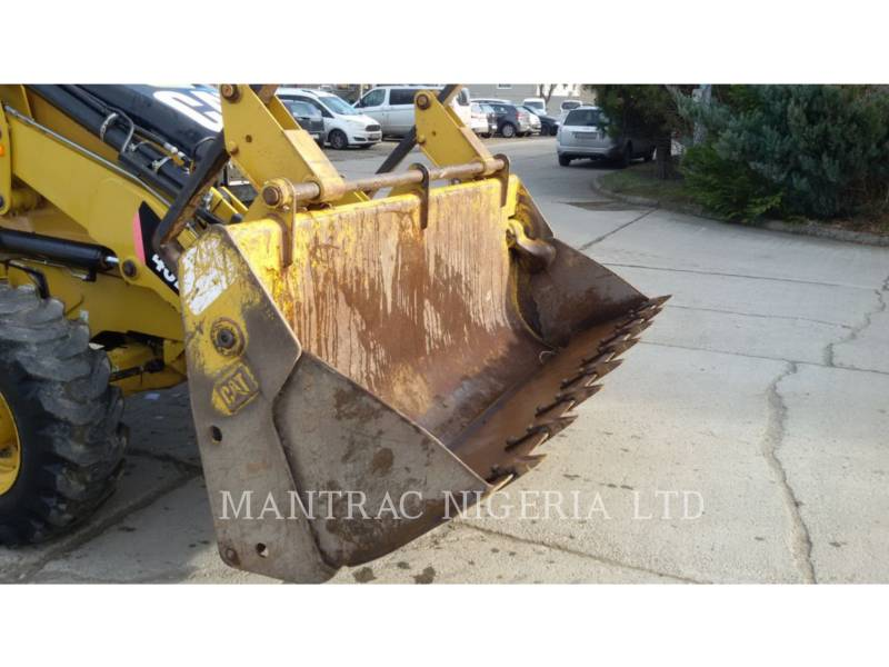 CATERPILLAR CHARGEUSES-PELLETEUSES 432 E equipment  photo 4
