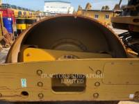 CATERPILLAR VIBRATORY SINGLE DRUM SMOOTH CS-533E equipment  photo 5