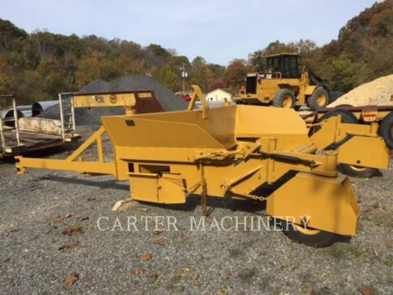 CATERPILLAR PRODUCTOS FORESTALES STONE BOX equipment  photo 1