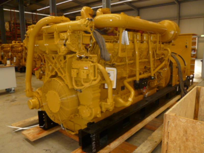 CATERPILLAR STATIONARY GENERATOR SETS 3516B HD equipment  photo 4