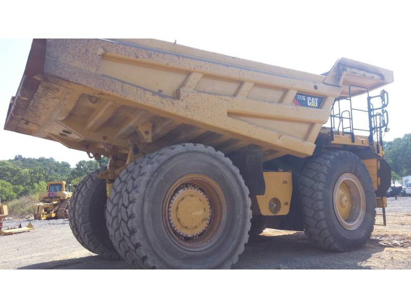 CATERPILLAR 鉱業用ダンプ・トラック 777G equipment  photo 4