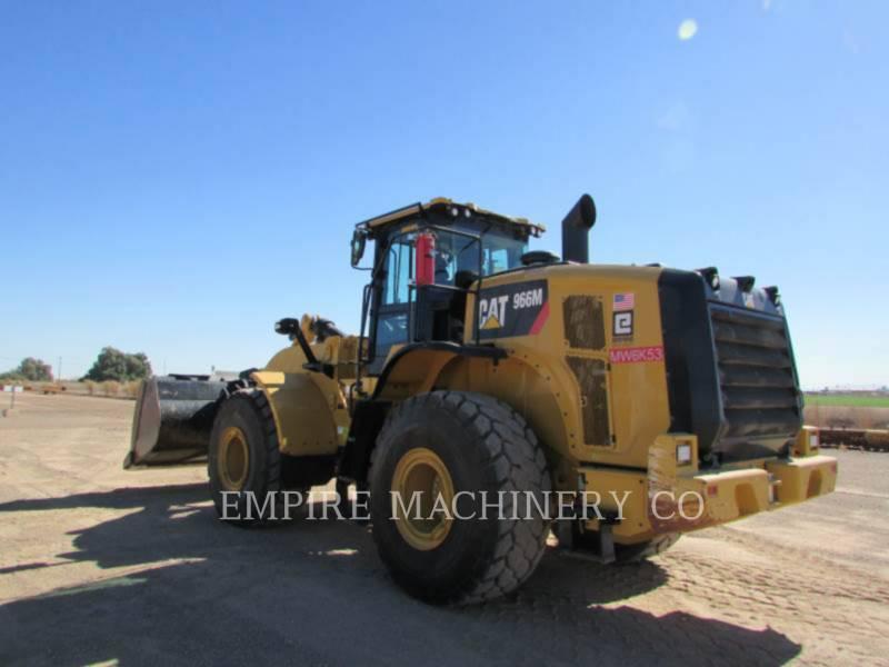 CATERPILLAR ホイール・ローダ/インテグレーテッド・ツールキャリヤ 966M FC equipment  photo 3