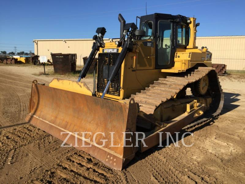 CATERPILLAR CIĄGNIKI GĄSIENICOWE D6TLGP equipment  photo 3