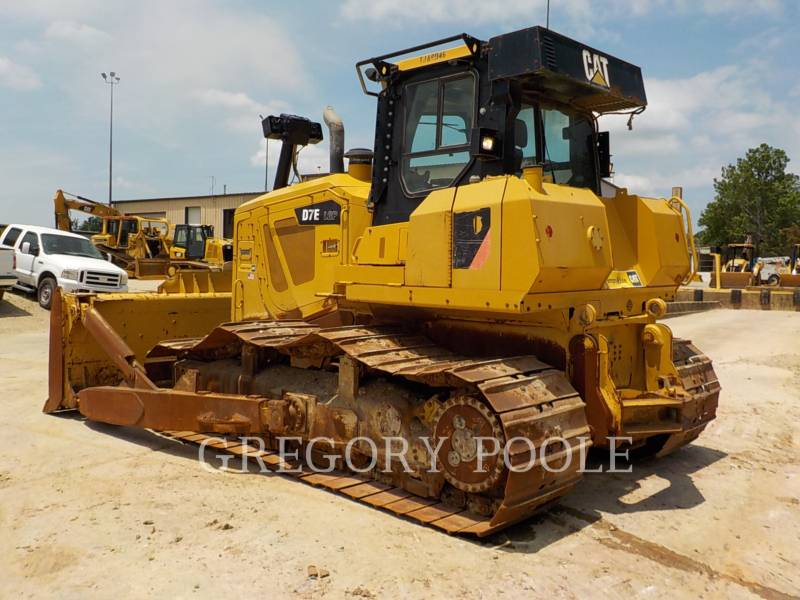 CATERPILLAR TRACTEURS MINIERS D7E LGP equipment  photo 10