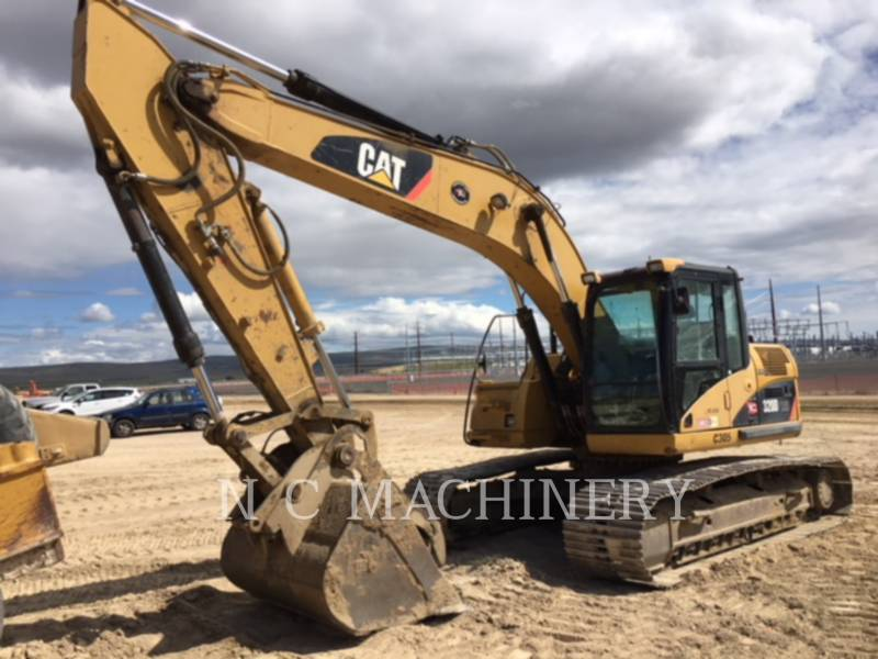 CATERPILLAR EXCAVADORAS DE CADENAS 320D LRR equipment  photo 1