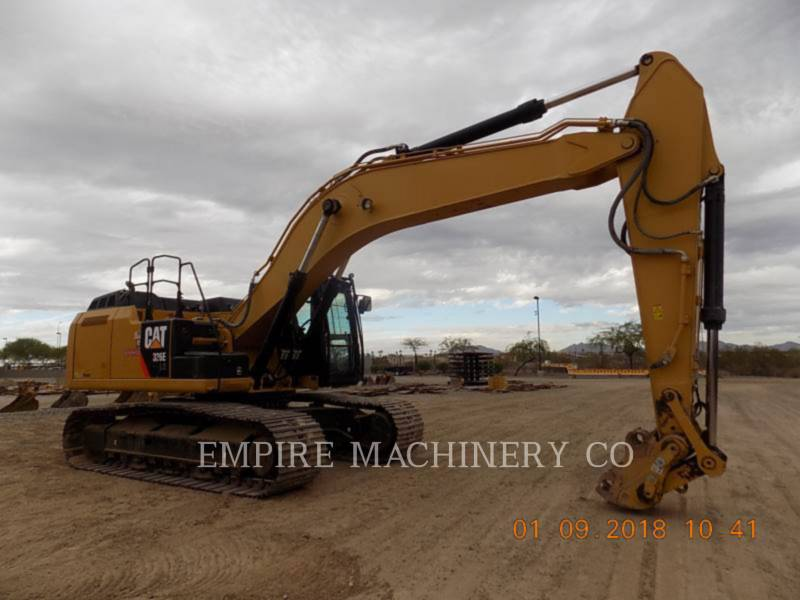 CATERPILLAR PELLES SUR CHAINES 336ELHYB P equipment  photo 1