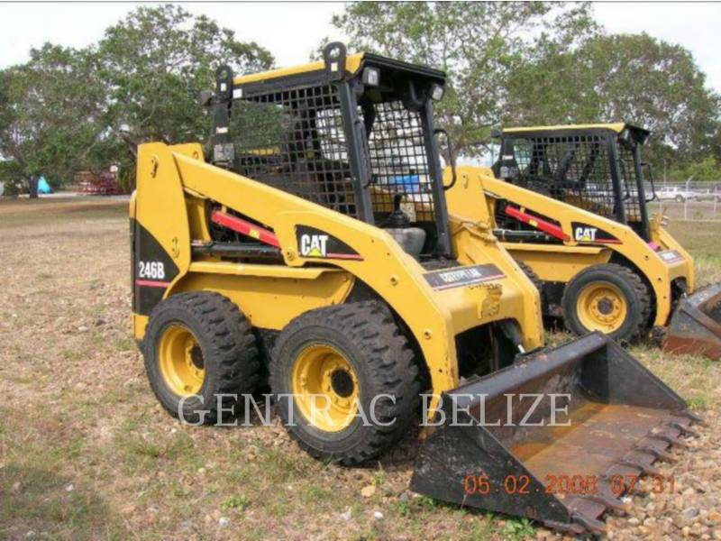 CATERPILLAR KOMPAKTLADER 246B equipment  photo 1