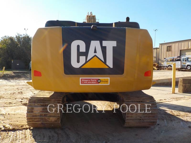 CATERPILLAR TRACK EXCAVATORS 323FL equipment  photo 13