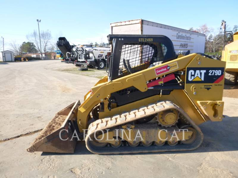 CATERPILLAR TRACK LOADERS 279D equipment  photo 2
