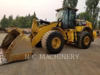 Equipment photo CATERPILLAR 972M PALE GOMMATE/PALE GOMMATE MULTIUSO 1
