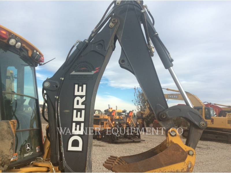 JOHN DEERE BACKHOE LOADERS 310SK equipment  photo 14