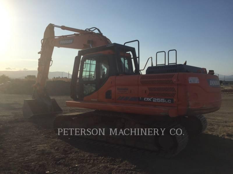 DOOSAN INFRACORE AMERICA CORP. トラック油圧ショベル DX255LC-3 equipment  photo 4
