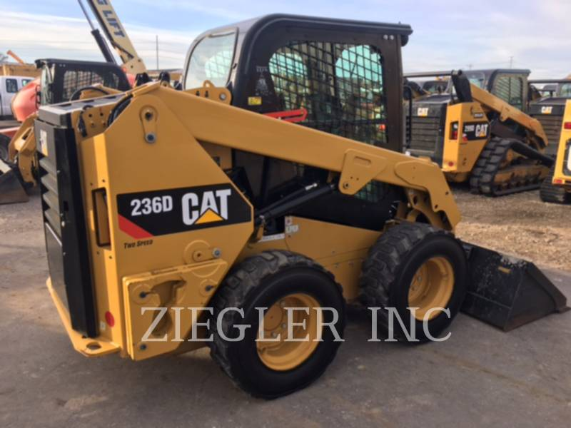 CATERPILLAR CHARGEURS COMPACTS RIGIDES 236DS equipment  photo 3