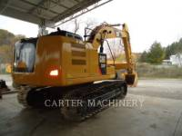 CATERPILLAR KETTEN-HYDRAULIKBAGGER 323FL CF equipment  photo 2