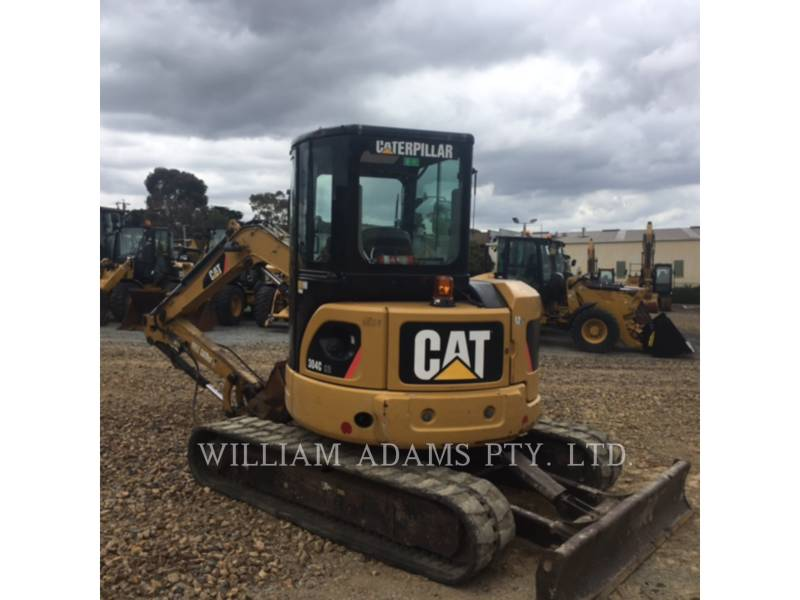 CATERPILLAR PELLES SUR CHAINES 304C CR equipment  photo 1
