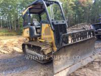 DEERE & CO. TRACTORES DE CADENAS 450 J LT equipment  photo 2
