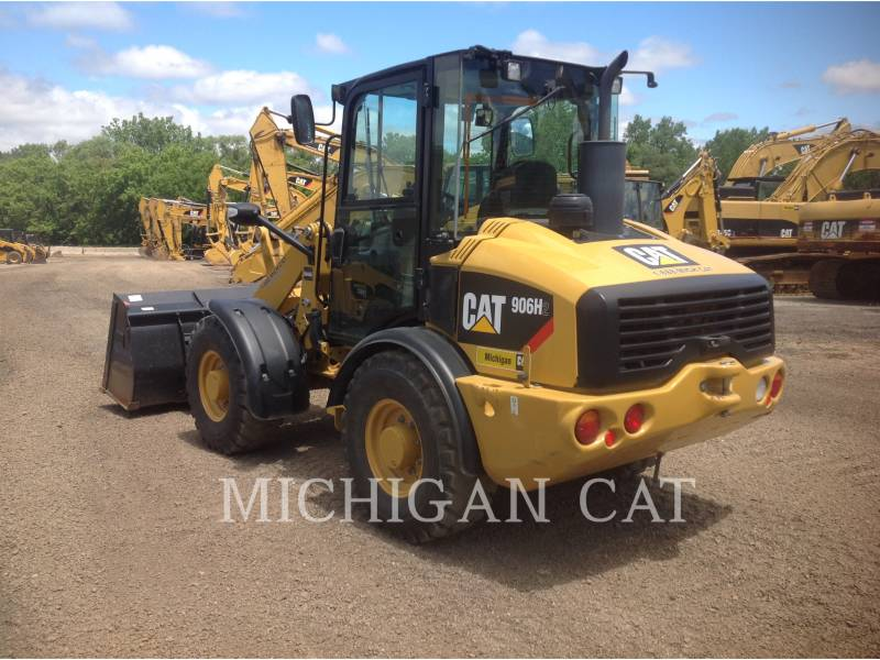 CATERPILLAR WHEEL LOADERS/INTEGRATED TOOLCARRIERS 906H2 C equipment  photo 3