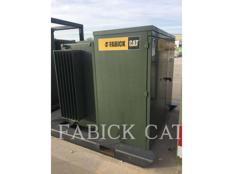 OTHER US MFGRS GROUPES ÉLECTROGÈNES MOBILES SUNBELT TRANSFORMER XF1500 equipment  photo 3