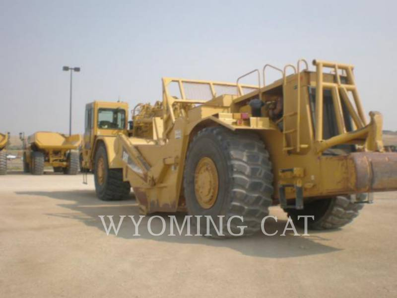CATERPILLAR WHEEL TRACTOR SCRAPERS 627G equipment  photo 9