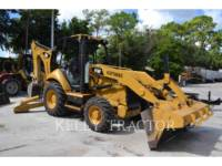 CATERPILLAR BACKHOE LOADERS 416FST equipment  photo 2