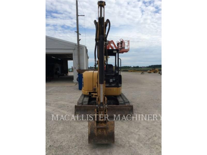 CATERPILLAR トラック油圧ショベル 305.5ECR equipment  photo 3