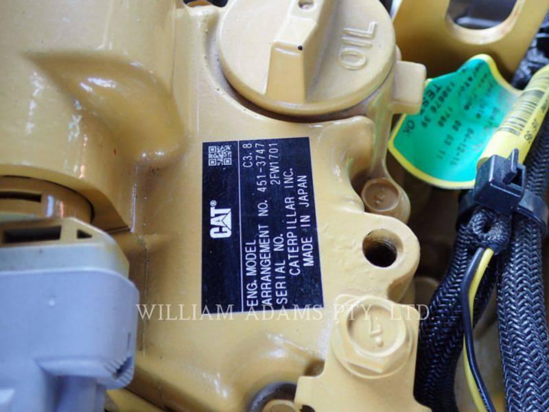 CATERPILLAR ホイール・ローダ/インテグレーテッド・ツールキャリヤ 910K equipment  photo 24