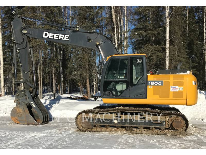JOHN DEERE ESCAVADEIRAS 180G equipment  photo 1