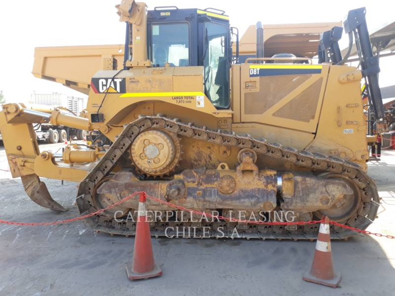 CATERPILLAR MINING TRACK TYPE TRACTOR D 8 T equipment  photo 5