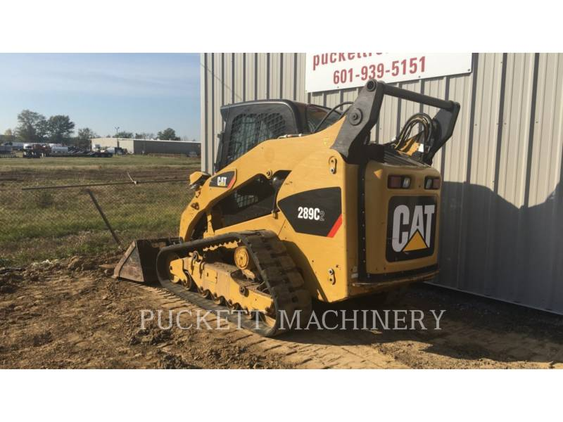CATERPILLAR MULTI TERRAIN LOADERS 289 C SERIES 2 equipment  photo 2