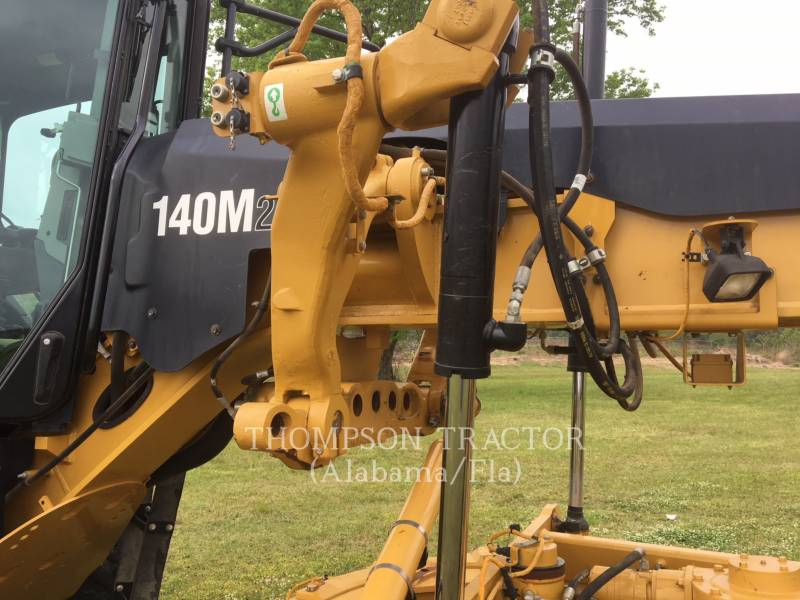 CATERPILLAR NIVELEUSES 140M2 equipment  photo 20