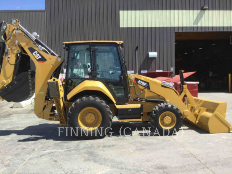 CATERPILLAR CHARGEUSES-PELLETEUSES 420F2STLRC equipment  photo 1