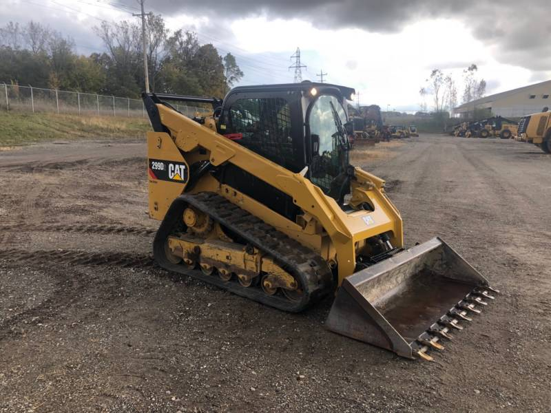 CATERPILLAR DELTALADER 299 D 2 equipment  photo 2