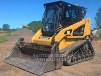 Equipment photo CATERPILLAR 247B3 MULTI TERRAIN LOADERS 1