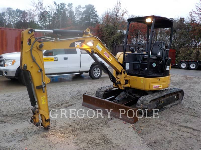 CATERPILLAR PELLES SUR CHAINES 303.5E CR equipment  photo 6