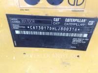 CATERPILLAR TRACK EXCAVATORS 301.7D C1T equipment  photo 6