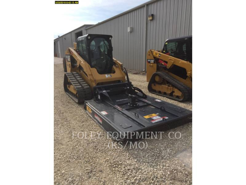 CATERPILLAR CHARGEURS TOUT TERRAIN 279DSTD2CA equipment  photo 1