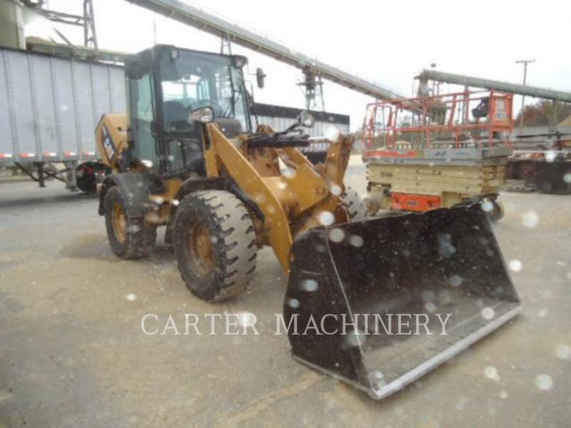 CATERPILLAR CHARGEURS SUR PNEUS MINES 908H equipment  photo 1