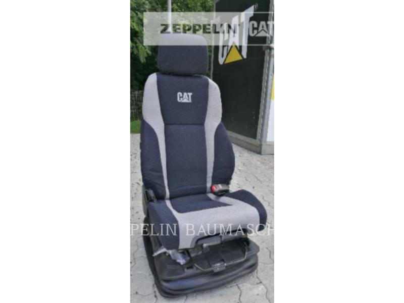 CATERPILLAR ALTRO Sitz CAT Fahrersitz equipment  photo 1