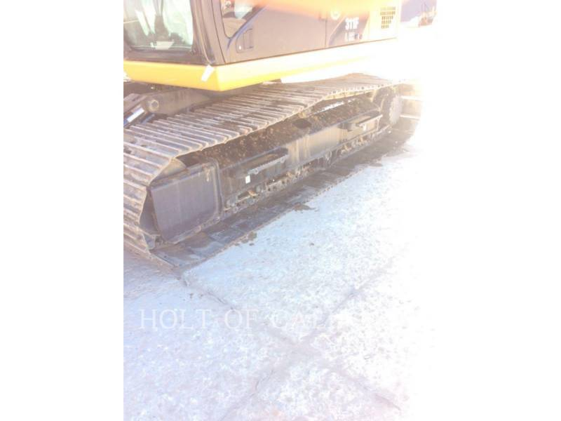 CATERPILLAR TRACK EXCAVATORS 311F RR equipment  photo 8