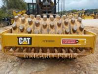 CATERPILLAR VIBRATORY SINGLE DRUM PAD CP-54B equipment  photo 8