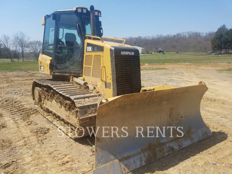 CATERPILLAR TRACK TYPE TRACTORS D5K2 CAB equipment  photo 1